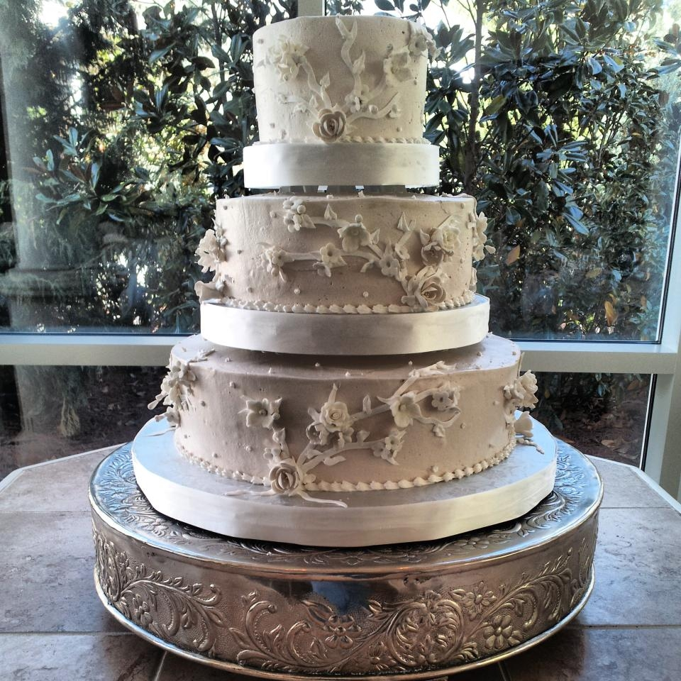 Cheesecake Wedding Cake Orlando