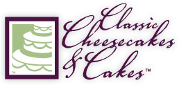 Classic Cheesecakes &amp; Cakes logo