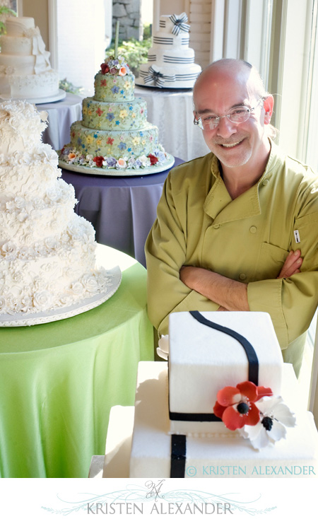 Mark Lotti, Cake Artisan