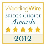 Classic Cheesecakes & Cakes wins Wedding Wire Bride's Choice Award!