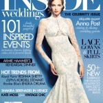 Classic Cheesecakes & Cakes featured in the Winter 2012 issue of INSIDE weddings magazine