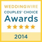 Classic Cheesecakes & Cakes wins 2014 Wedding Wire Couple's Choice Award!